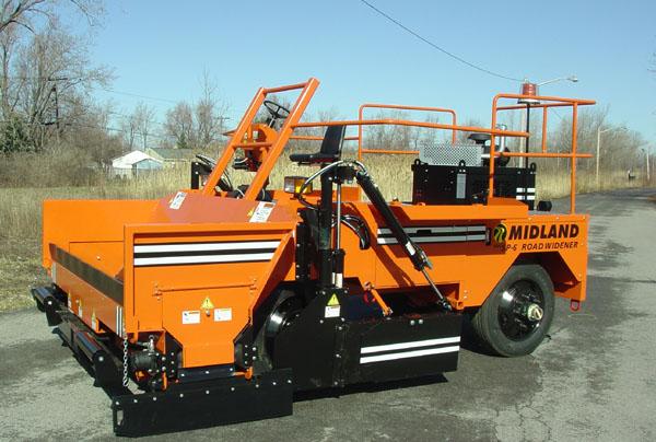 Midland Machinery Model Spd 6
